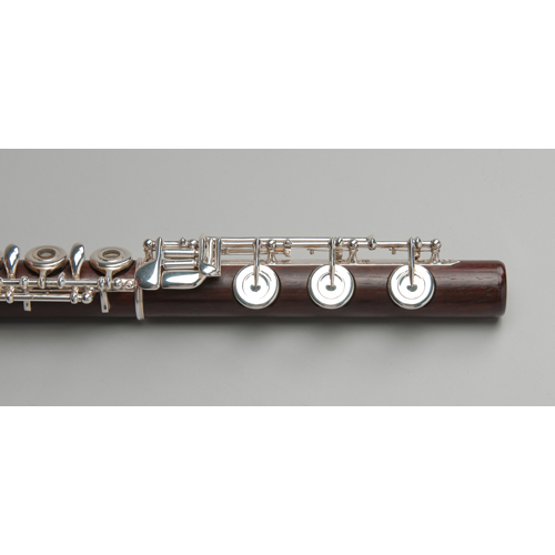 Wood Flute - Rosewood - 1 - Tempest Musical Instruments