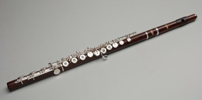 Wood Flute - Rosewood - Tempest Musical Instruments