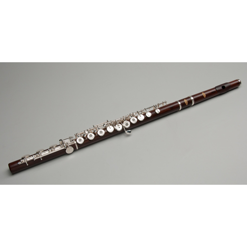 Wood Flute - Rosewood - 2 - Tempest Musical Instruments