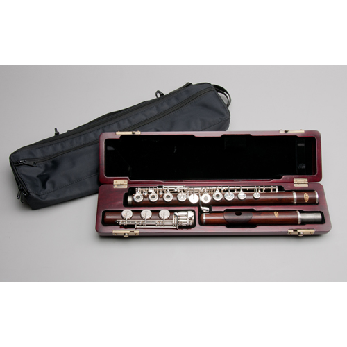 Wood Flute - Rosewood - 4 - Tempest Musical Instruments