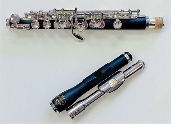 Piccolo - 2 Headed - Featured Image - Tempest Musical Instruments