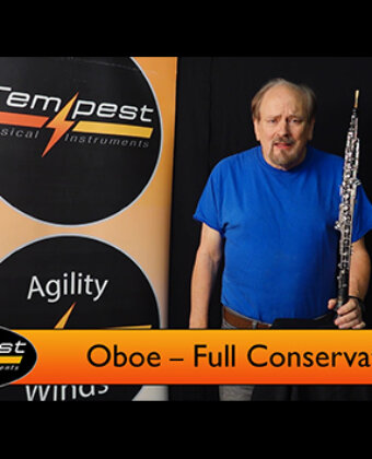 Oboe Full Conservatory