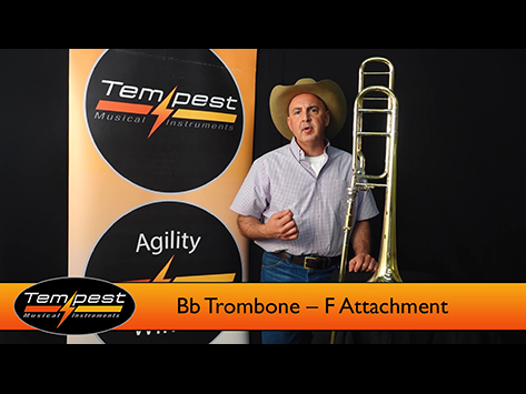 Bb Trombone – F Attachment