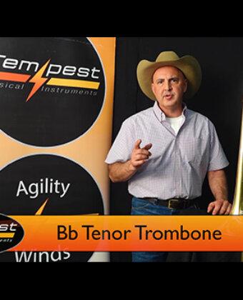 Tenor Single Trombone