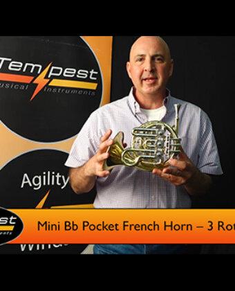 Pocket French Horn