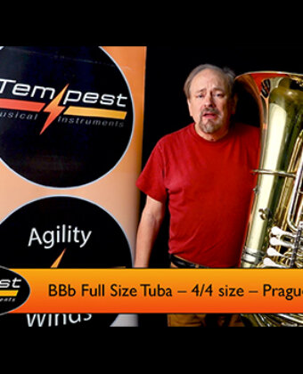 Prague Tuba – Full Sized