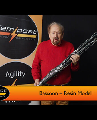 Resin Bassoon