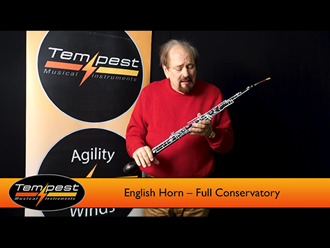 English Horn – Full Conservatory