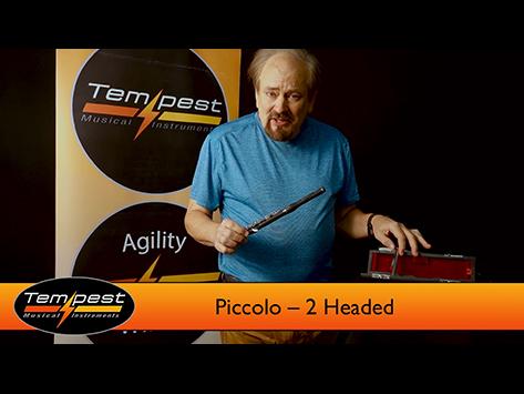 Piccolo – 2 Headed