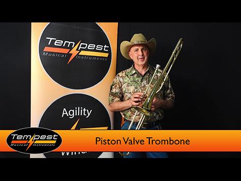 Piston Valve Trombone