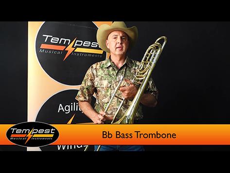 Bb Bass Trombone