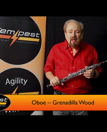 Oboe – Grenadilla Wood